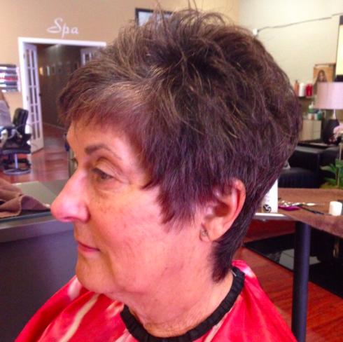 Just haircut